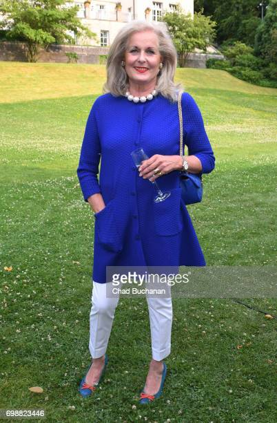Alexandra Oetker seen during the 2017 Henry A Kissinger Prize at the American Academy in Berlin on June 20 2017 in Berlin Germany
