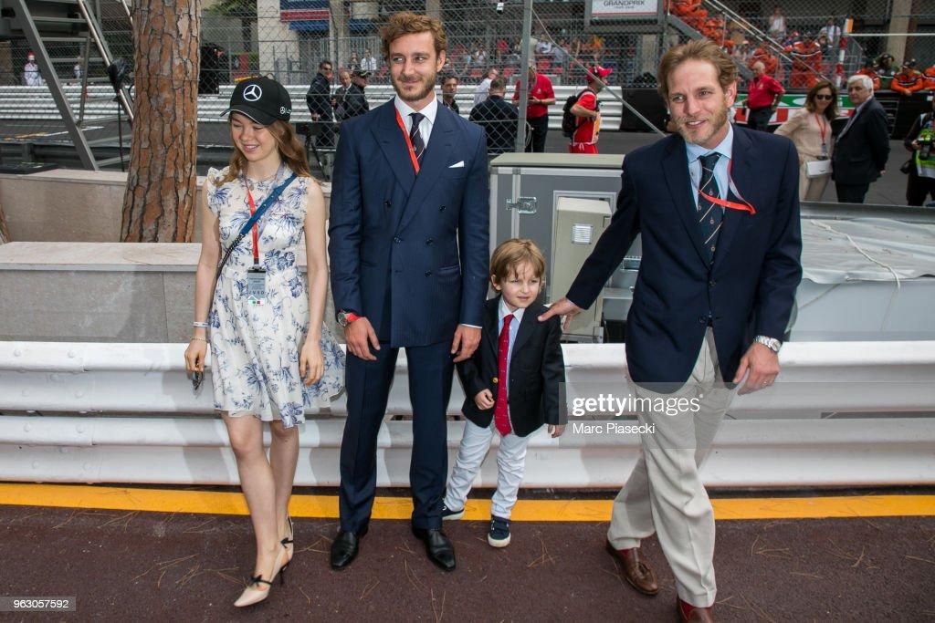 F1 Grand Prix of Monaco : Nachrichtenfoto