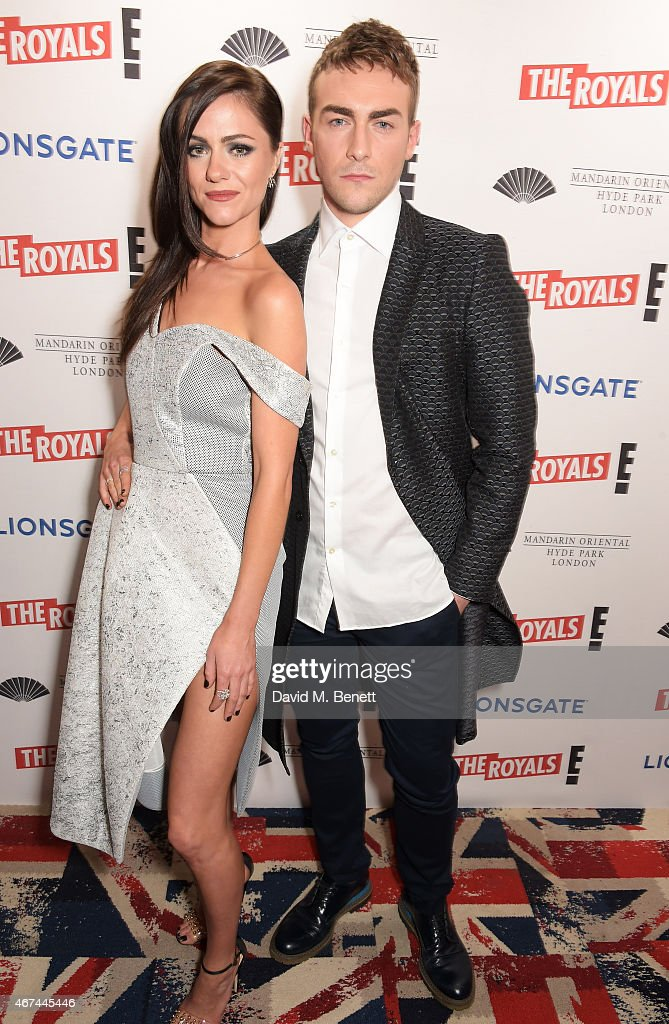 'The Royals' Premiere Party, UK : News Photo