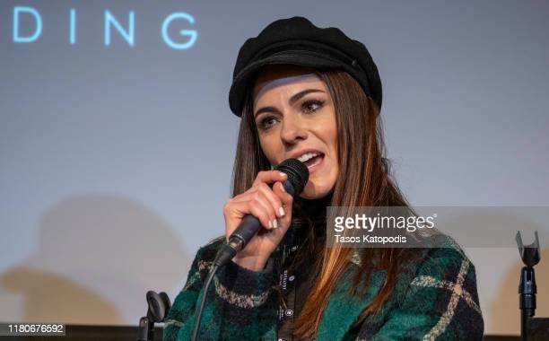 Alexandra Park at The Hustler Independent Content Funding on October 12 2019 in Duluth Minnesota