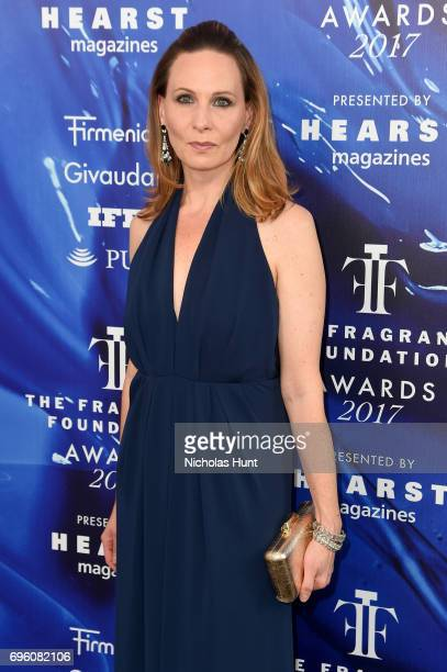 Alexandra Parnass attends the 2017 Fragrance Foundation Awards Presented By Hearst Magazines at Alice Tully Hall on June 14 2017 in New York City