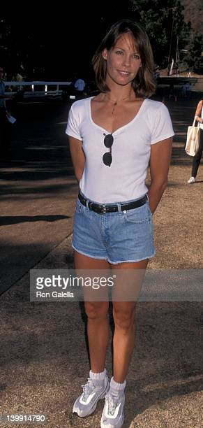 Alexandra Paul at the 1997 Environmental Media Awards Will Rogers State Park Pacific Palisades