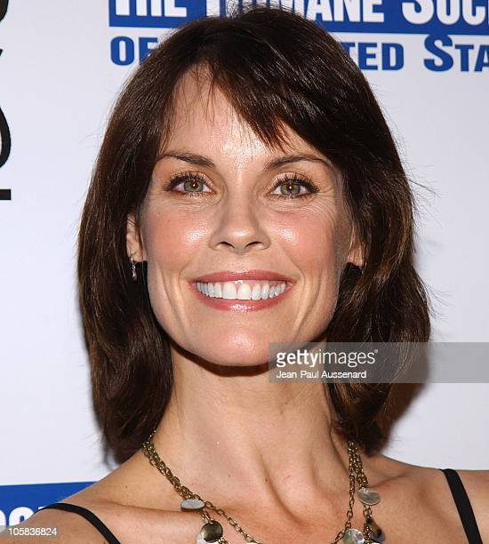 Alexandra Paul during 20th Anniversary Genesis Awards Arrivals at Beverly Hilton in Beverly Hills California United States