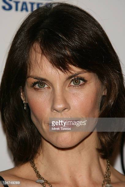 Alexandra Paul during The 20th Annual Genesis Awards at Beverly Hilton Hotel in Beverly Hills California United States