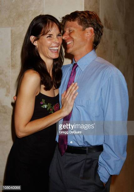 Alexandra Paul husband Ian Murray during 'Sunshine State' Premiere Los Angeles at SilverScreen Theatre in West Hollywood California United States