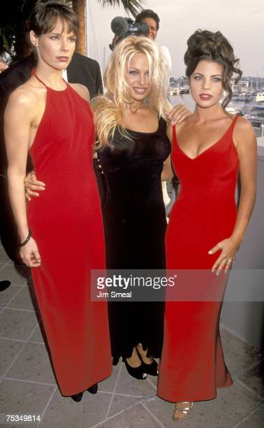 Alexandra Paul Pamela Anderson and Yasmine Bleeth
