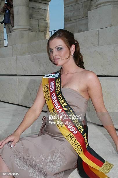 Alexandra PhilippsBesta Treffen im 'Europapark Rust' Rust Deutschland Schönheit Miss Ms Schärpe PNr 1188/2005 BB