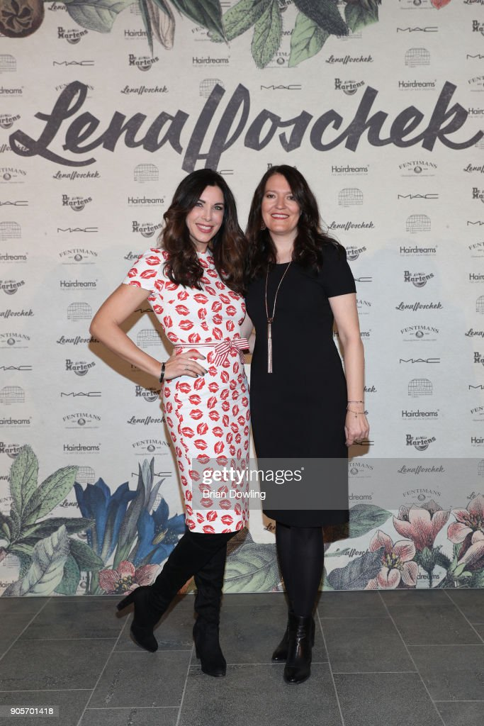 Arrivals - Lena Hoschek Fashion Show Berlin