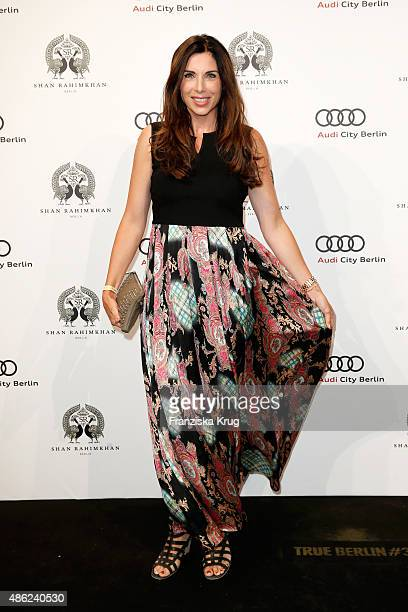 Alexandra Polzin attends True Berlin by Shan Rahimkhan on September 2 2015 in Berlin Germany