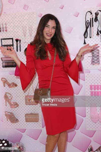 Alexandra Polzin during the Beauty Days on November 14 2019 in Hamburg Germany