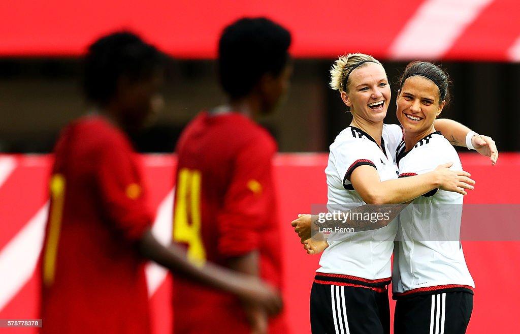 Germany v Ghana - Women's International Friendly