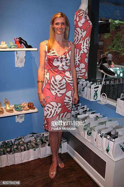 Alexandra Reeve attends HOLLYWOULD and The CHRISTOPHER and DANA REEVE FOUNDATION SUMMER PARTY at Hollywould on July 8 2008 in New York City