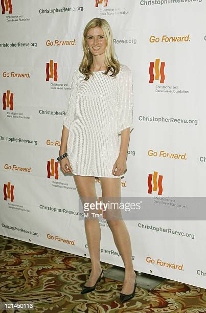 Alexandra Reeve during 3rd Annual Los Angeles Gala for the Christopher and Dana Reeve Foundation at Century Plaza Hotel in Century City California...