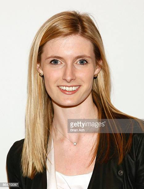 Alexandra Reeve Givens attends Clark's Botanicals Cellular Lifting Serum launch at Saks Fifth Avenue on May 6 2009 in New York City