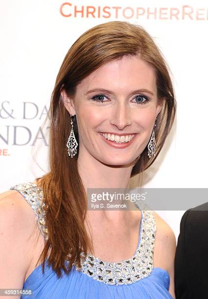 Alexandra Reeve Givens attends The Christopher Dana Reeve Foundation Hosts A Magical Evening on November 20 2014 in New York City