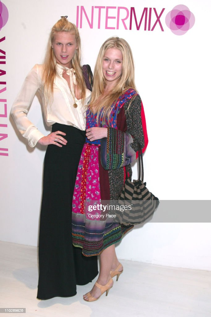 Intermix Opens Flagship Store In SoHo : News Photo