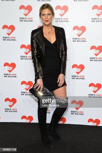 Alexandra Richards attend God's Love We Deliver 2013 Golden Heart Awards Celebration at Spring Studios on October 16 2013 in New York City