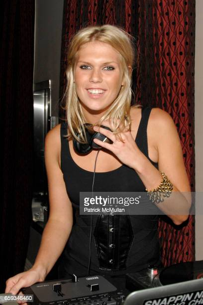 Alexandra Richards attends Sundance Channel and Full Frontal Fashion premier of The Day Before with Proenza Schouler at Norwood on September 8 2009...