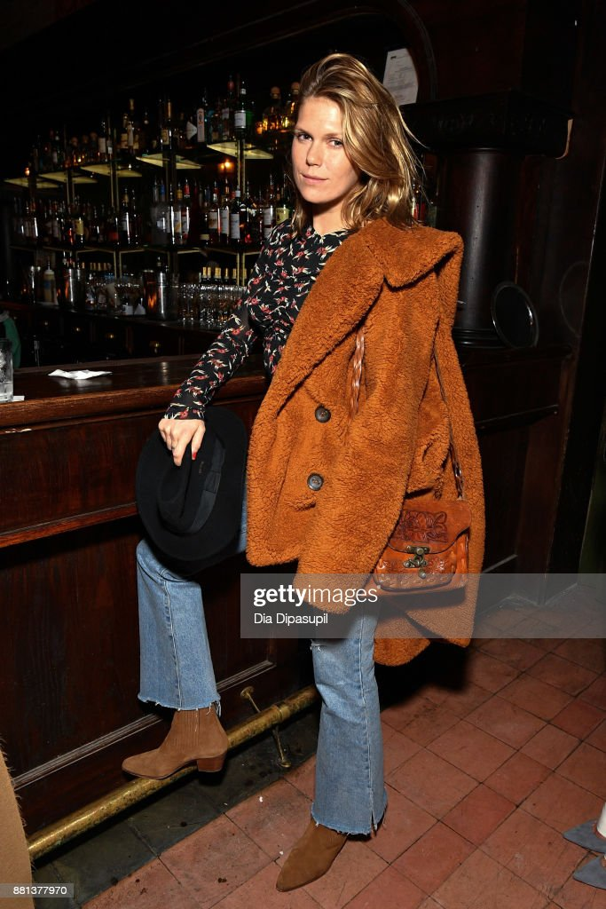 Alexandra Richards attends the 'I, Tonya' New York premiere after party on November 28, 2017 in New York City.