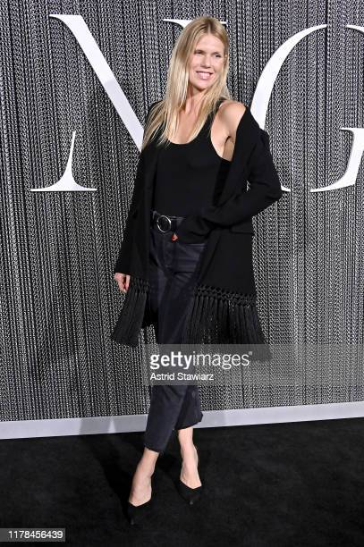 """Alexandra Richards attends """"The King"""" New York Premiere at SVA Theater on October 01, 2019 in New York City."""