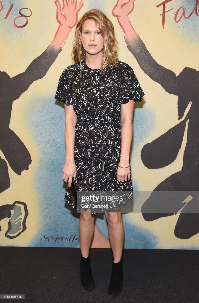 Michael Kors - Arrivals - February 2018 - New York Fashion Week : News Photo