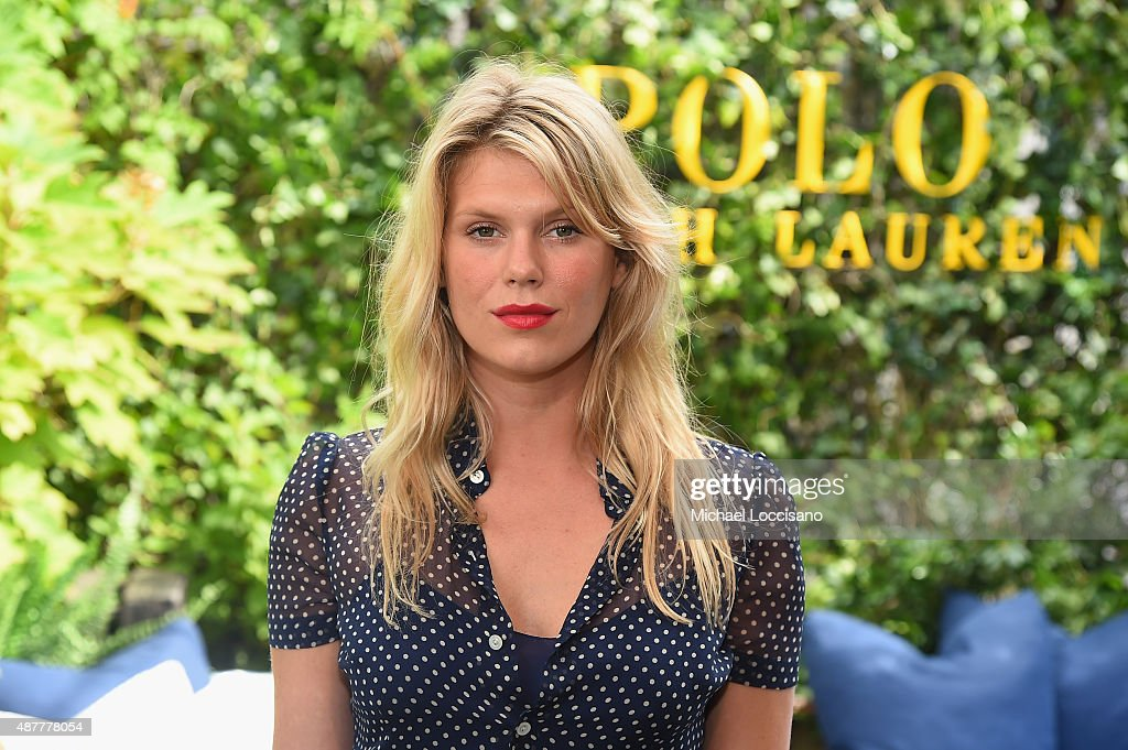 Alexandra Richards attends the Polo Ralph Laurenfashion show during Spring 2016 New York Fashion Week at Gallow Green at the McKittrick Hotel on September 11, 2015 in New York City.