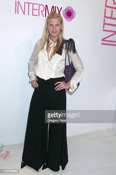 Alexandra Richards during Intermix Opens Flagship Store In SoHo at Intermix SoHo in New York City New York United States