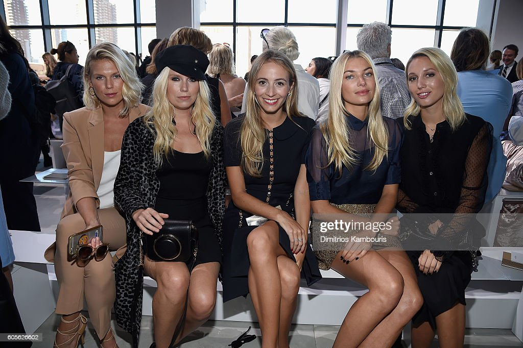 Michael Kors Spring 2017 Runway Show - Front Row