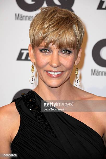 Alexandra Rietz attends the GQ Men of the Year Award at the Komische Oper on October 26, 2012 in Berlin, Germany.
