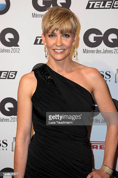 Alexandra Rietz attends the GQ Men of the Year Award at the Komische Oper on October 26 2012 in Berlin Germany