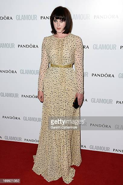 Alexandra Roach attends Glamour Women of the Year Awards 2013 at Berkeley Square Gardens on June 4 2013 in London England