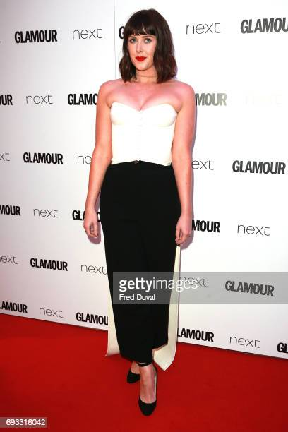 Alexandra Roach attends the Glamour Women of The Year awards 2017 at Berkeley Square Gardens on June 6 2017 in London England