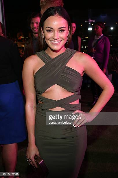 Alexandra Rodriguez attends the Latina 'Hot List' Party hosted by Latina Media Ventures at The London West Hollywood on October 6 2015 in West...