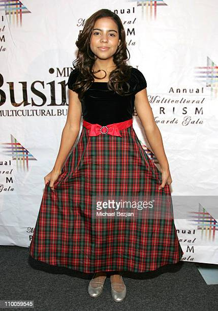 Alexandra Rose Rieger during The 11th Annual Multicultural PRISM Awards at Sheraton Universal in Los Angeles, California, United States.