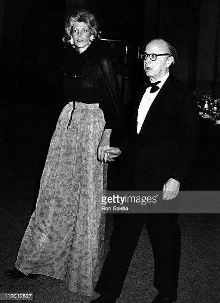 Alexandra Schlesinger and Arthur M Schlesinger Jr