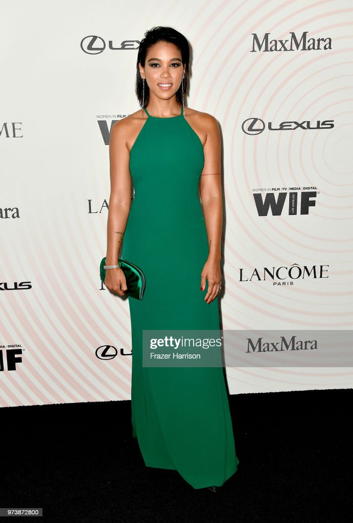 Women In Film 2018 Crystal + Lucy Awards Presented By Max Mara And Lancôme - Arrivals : News Photo