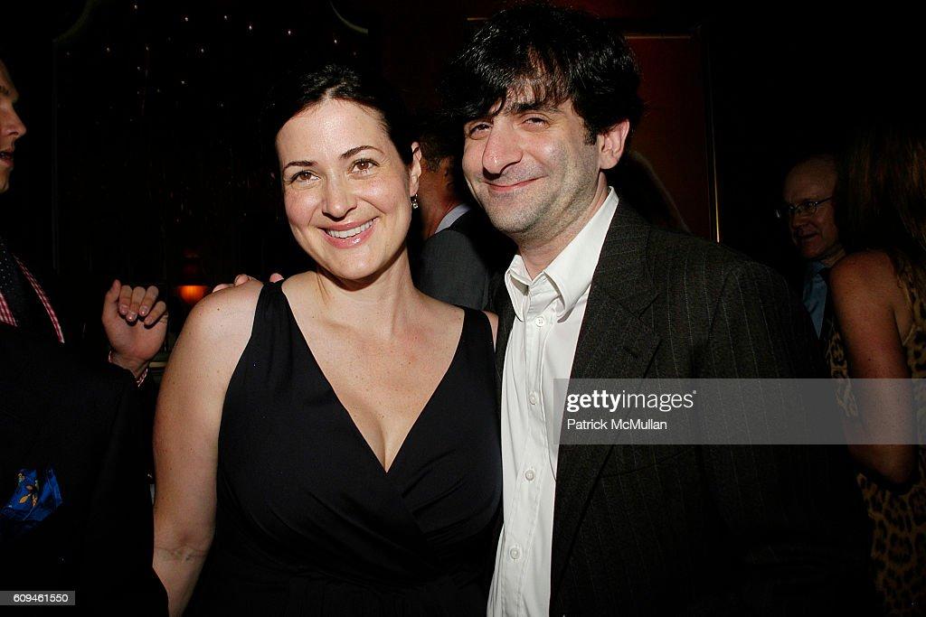 Alexandra Shiva andJonathan Marc Sherman are married since 2003