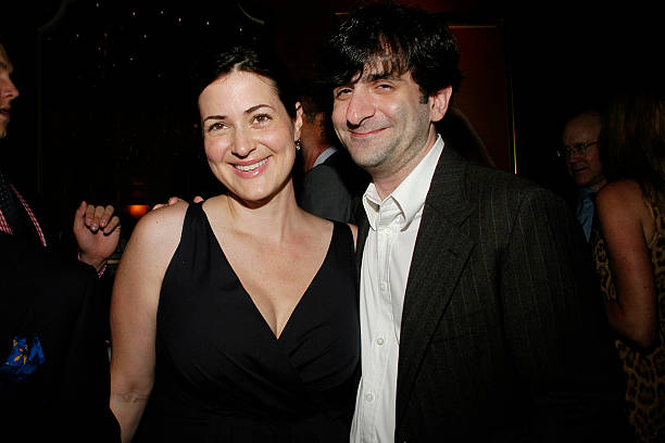 Alexandra Shiva and�Jonathan Marc Sherman are married since 2003