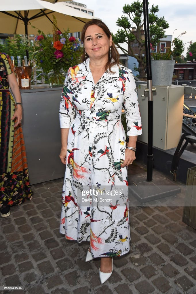 Alexandra Shulman's Vogue Leaving Party