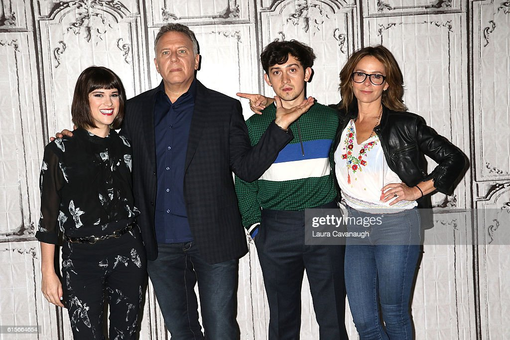 "The Build Series Presents Paul Reiser, Alexandra Socha and Craig Roberts Discussing ""Red Oaks"""