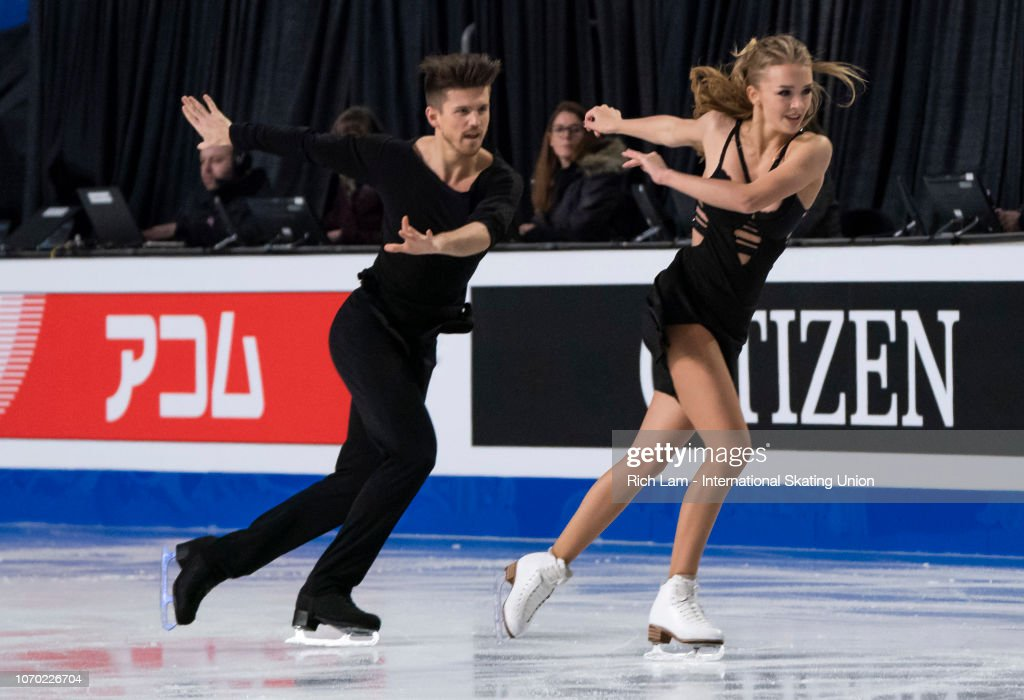 ISU Junior & Senior Grand Prix of Figure Skating Final : News Photo