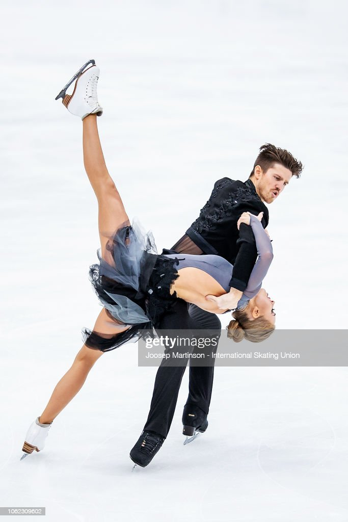 ISU Grand Prix of Figure Skating Rostelecom Cup : News Photo