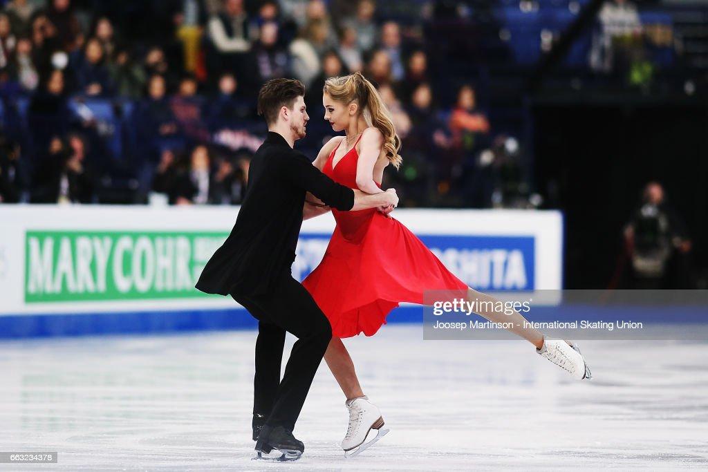 World Figure Skating Championships - Helsinki Day 4 : News Photo