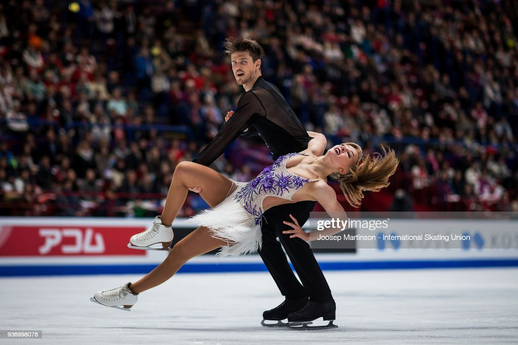 World Figure Skating Championships - Milano