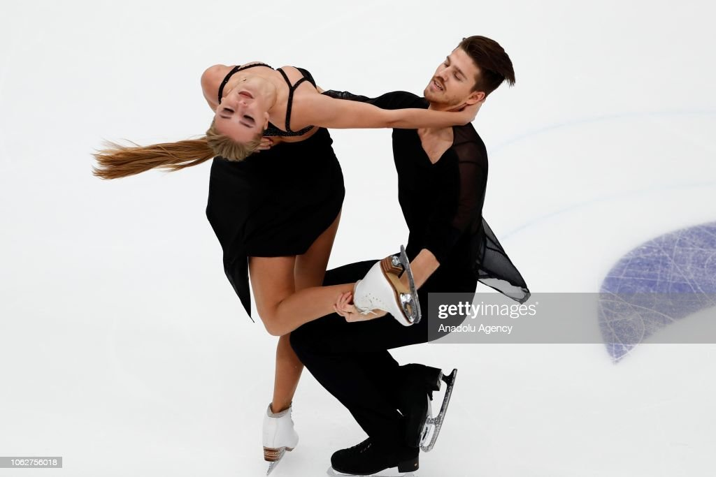 ISU GP Rostelecom Cup 2018 in Moscow : News Photo