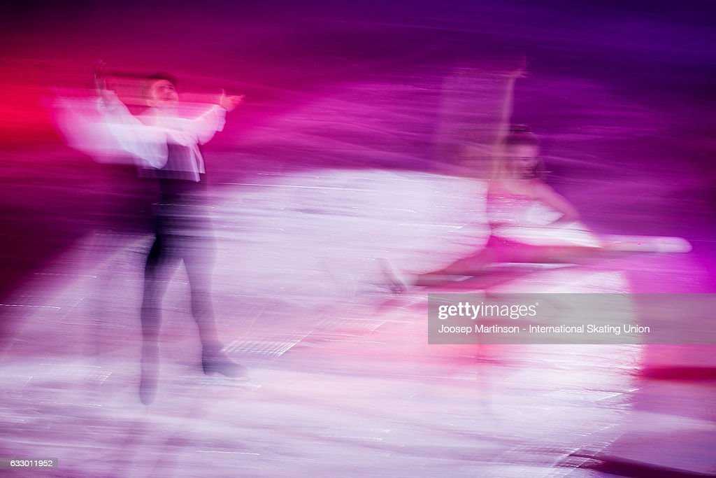 European Figure Skating Championships - Ostrava Day 5 : News Photo