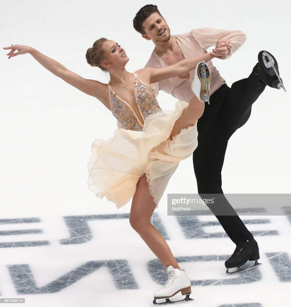 2018 Russian Figure Skating Championships in St. Petersburg : News Photo