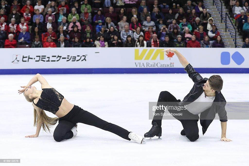 2016 Skate Canada International - Day 1 : News Photo