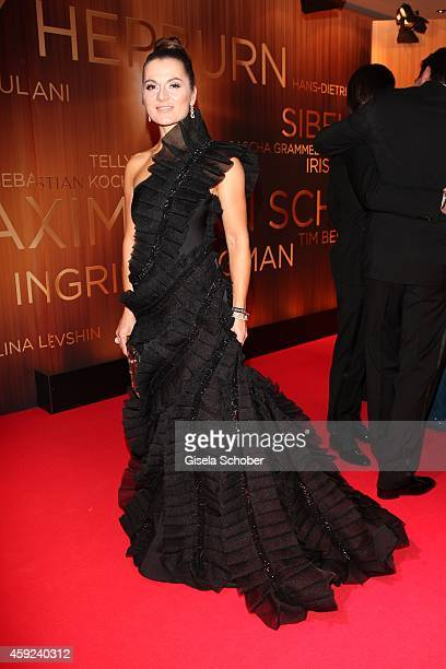 Alexandra Stich during the Bambi Awards 2014 on November 13 2014 in Berlin Germany