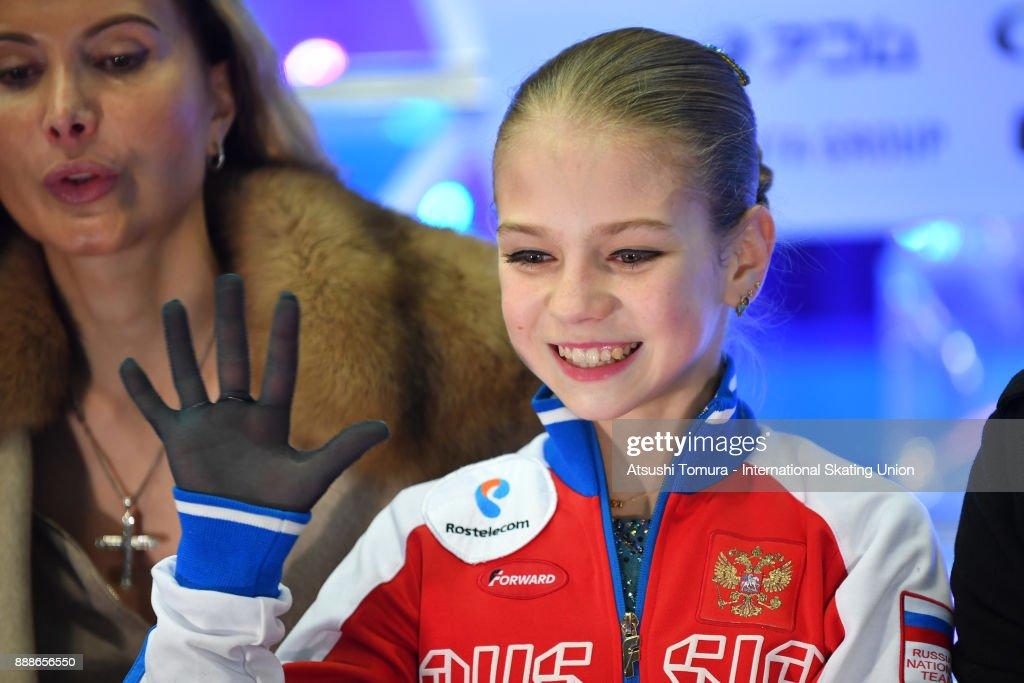 ISU Junior & Senior Grand Prix of Figure Skating Final - Nagoya : ニュース写真